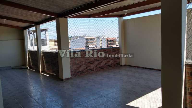 SALÃO FESTAS 2. - Apartamento 1 quarto à venda Vila da Penha, Rio de Janeiro - R$ 180.000 - VAP10064 - 24