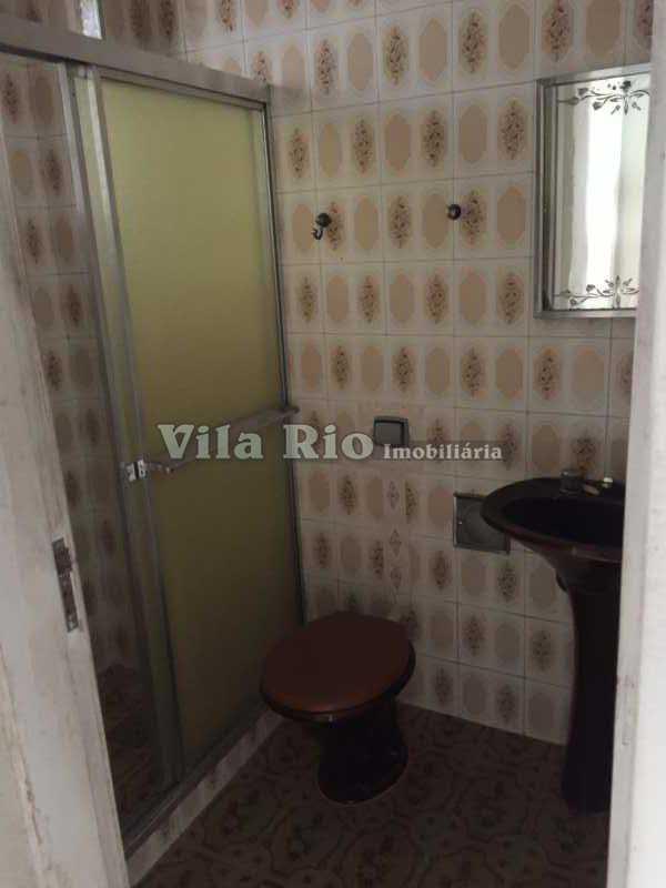 BANHEIRO - Apartamento 2 quartos à venda Penha, Rio de Janeiro - R$ 150.000 - VAP20742 - 6
