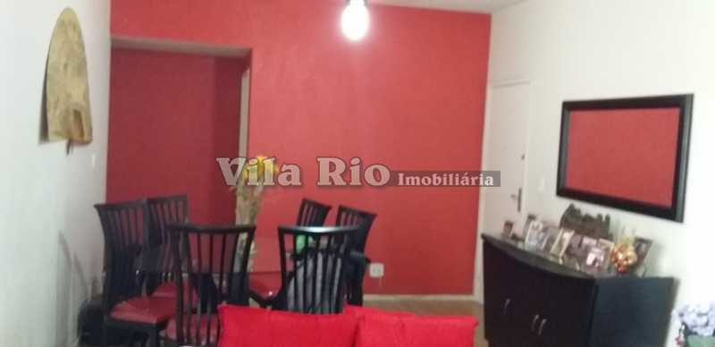 SALA - Apartamento 2 quartos à venda Vaz Lobo, Rio de Janeiro - R$ 278.000 - VAP20745 - 3