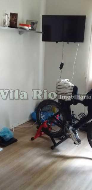 QUARTO 3 - Apartamento 2 quartos à venda Vaz Lobo, Rio de Janeiro - R$ 278.000 - VAP20745 - 6