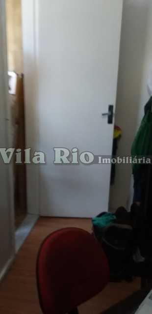 QUARTO, - Apartamento 2 quartos à venda Vaz Lobo, Rio de Janeiro - R$ 278.000 - VAP20745 - 9