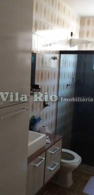 BANHEIRO 1 - Apartamento 2 quartos à venda Vaz Lobo, Rio de Janeiro - R$ 278.000 - VAP20745 - 11