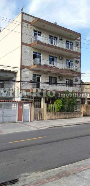 FACHADA - Apartamento 2 quartos à venda Vaz Lobo, Rio de Janeiro - R$ 278.000 - VAP20745 - 23