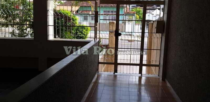HALL 1 - Apartamento 2 quartos à venda Vaz Lobo, Rio de Janeiro - R$ 278.000 - VAP20745 - 25