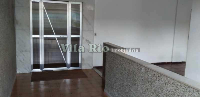 HALL 2 - Apartamento 2 quartos à venda Vaz Lobo, Rio de Janeiro - R$ 278.000 - VAP20745 - 26