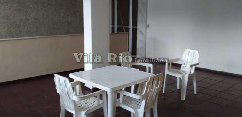 SALÃO FESTAS 1 - Apartamento 2 quartos à venda Vaz Lobo, Rio de Janeiro - R$ 278.000 - VAP20745 - 27