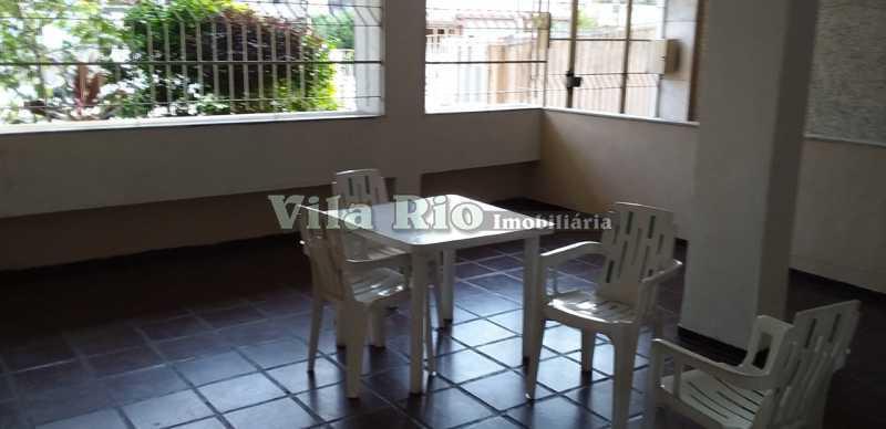 SALÃO FESTAS 2 - Apartamento 2 quartos à venda Vaz Lobo, Rio de Janeiro - R$ 278.000 - VAP20745 - 28
