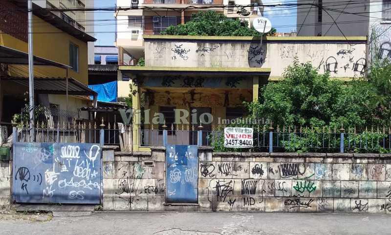 FACHADA 1. - Casa 3 quartos à venda Vila da Penha, Rio de Janeiro - R$ 1.060.000 - VCA30083 - 1