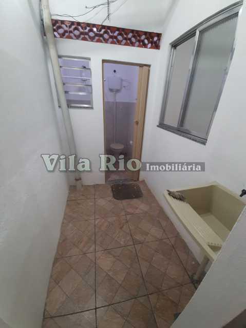 AREA. - Casa de Vila 2 quartos para alugar Irajá, Rio de Janeiro - R$ 750 - VCV20022 - 8