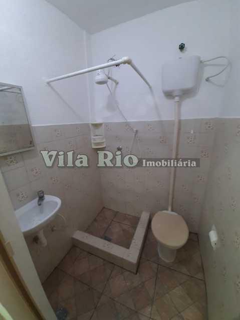 BANHEIRO. - Casa de Vila 2 quartos para alugar Irajá, Rio de Janeiro - R$ 750 - VCV20022 - 6