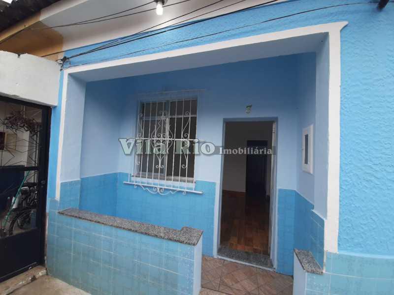 VARANDA. - Casa de Vila 2 quartos para alugar Irajá, Rio de Janeiro - R$ 750 - VCV20022 - 9