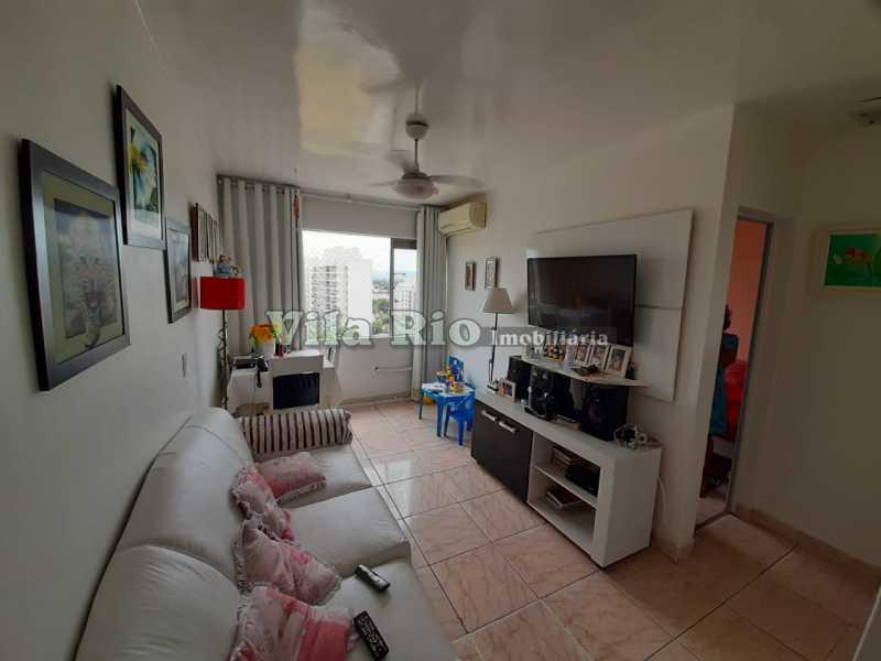 SALA 1. - Apartamento 1 quarto à venda Penha, Rio de Janeiro - R$ 215.000 - VAP10066 - 1