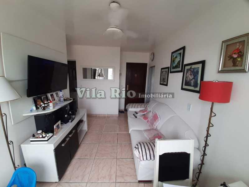 SALA 2. - Apartamento 1 quarto à venda Penha, Rio de Janeiro - R$ 215.000 - VAP10066 - 3