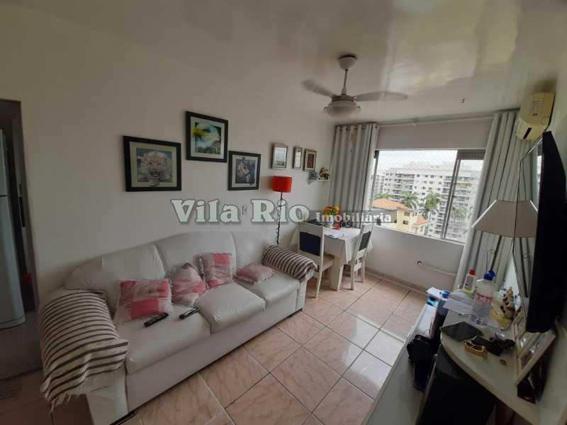 SALA 3. - Apartamento 1 quarto à venda Penha, Rio de Janeiro - R$ 215.000 - VAP10066 - 4