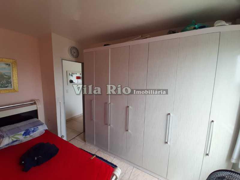QUARTO 2. - Apartamento 1 quarto à venda Penha, Rio de Janeiro - R$ 215.000 - VAP10066 - 6