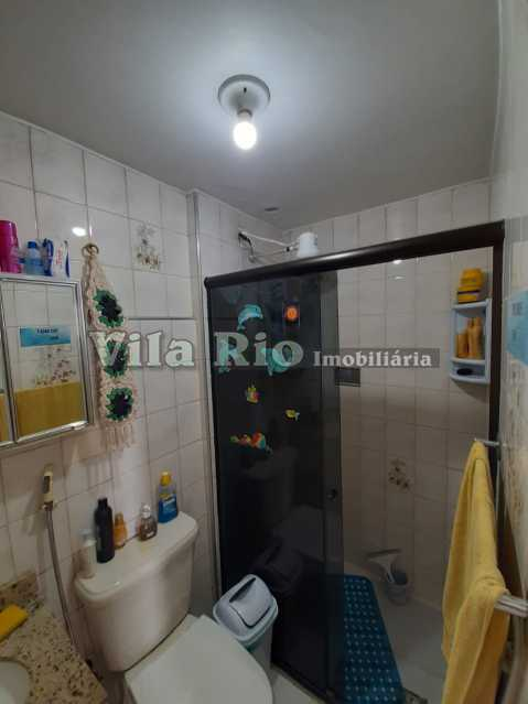 BANHEIRO 1. - Apartamento 1 quarto à venda Penha, Rio de Janeiro - R$ 215.000 - VAP10066 - 7