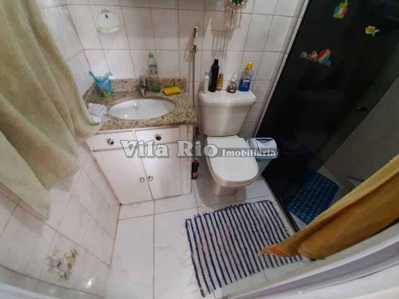 BANHEIRO 2. - Apartamento 1 quarto à venda Penha, Rio de Janeiro - R$ 215.000 - VAP10066 - 8