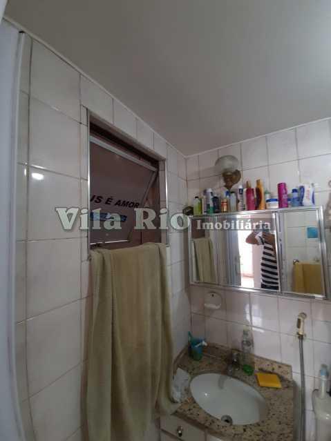 BANHEIRO 3. - Apartamento 1 quarto à venda Penha, Rio de Janeiro - R$ 215.000 - VAP10066 - 9
