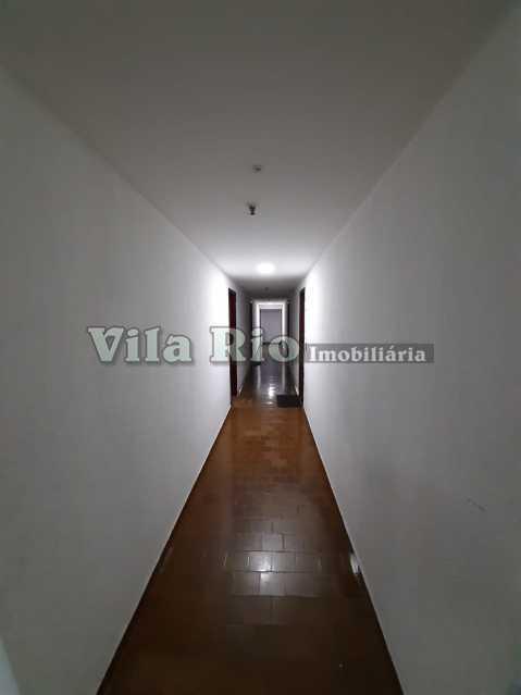 CIRCULAÇÃO EXTERNA. - Apartamento 1 quarto à venda Penha, Rio de Janeiro - R$ 215.000 - VAP10066 - 12