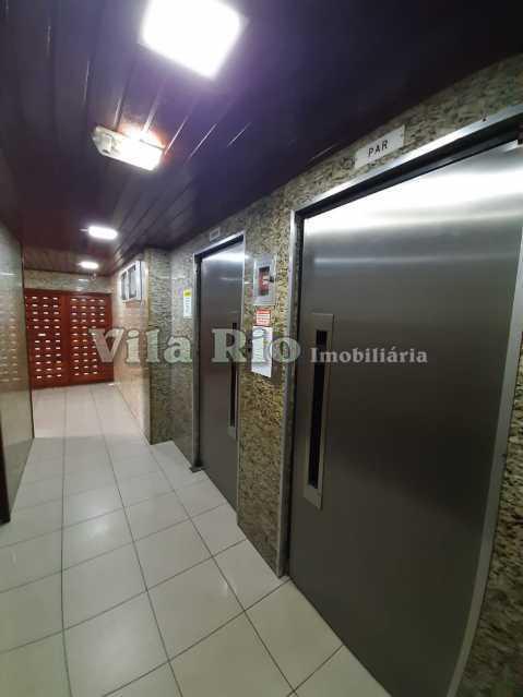 ELEVADOR. - Apartamento 1 quarto à venda Penha, Rio de Janeiro - R$ 215.000 - VAP10066 - 13