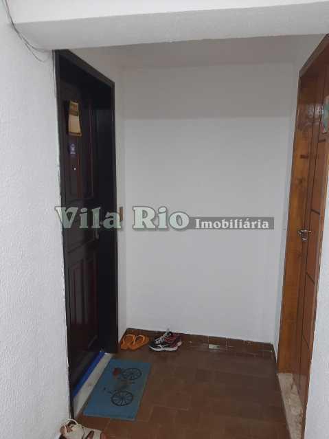 HALL DO APT. - Apartamento 1 quarto à venda Penha, Rio de Janeiro - R$ 215.000 - VAP10066 - 17