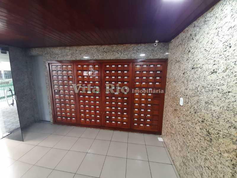 HALL. - Apartamento 1 quarto à venda Penha, Rio de Janeiro - R$ 215.000 - VAP10066 - 18