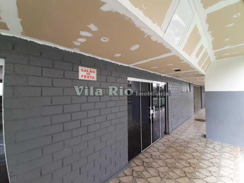 SALÃO FESTAS 1. - Apartamento 1 quarto à venda Penha, Rio de Janeiro - R$ 215.000 - VAP10066 - 25