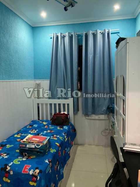 QUARTO 2 - Casa 3 quartos à venda Braz de Pina, Rio de Janeiro - R$ 740.000 - VCA30084 - 5