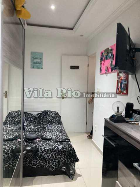 QUARTO 3 - Casa 3 quartos à venda Braz de Pina, Rio de Janeiro - R$ 740.000 - VCA30084 - 6