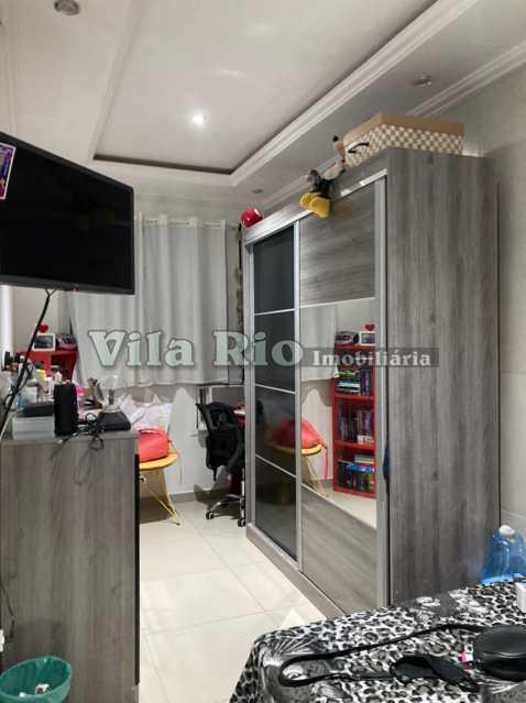 QUARTO 4 - Casa 3 quartos à venda Braz de Pina, Rio de Janeiro - R$ 740.000 - VCA30084 - 7