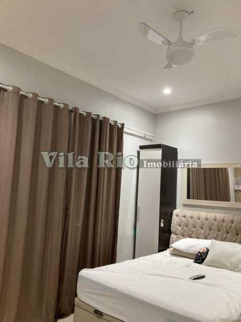 QUARTO 5 - Casa 3 quartos à venda Braz de Pina, Rio de Janeiro - R$ 740.000 - VCA30084 - 8