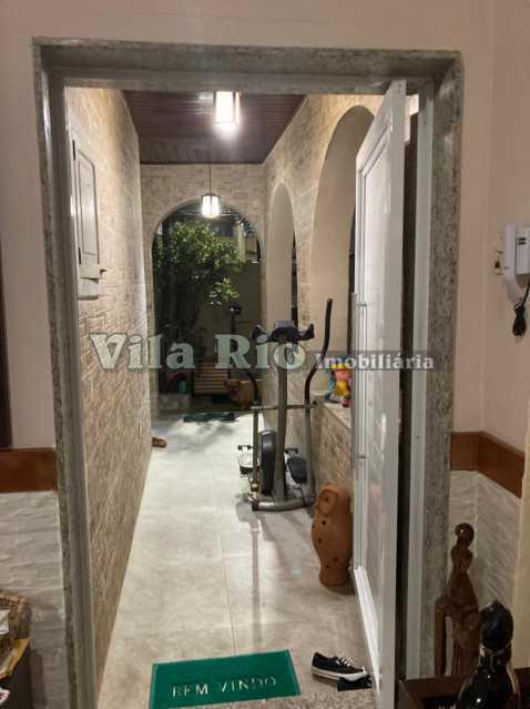 CIRCULAÇÃO - Casa 3 quartos à venda Braz de Pina, Rio de Janeiro - R$ 740.000 - VCA30084 - 9