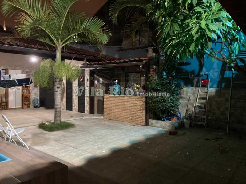 AREA GOURMET 1 - Casa 3 quartos à venda Braz de Pina, Rio de Janeiro - R$ 740.000 - VCA30084 - 11