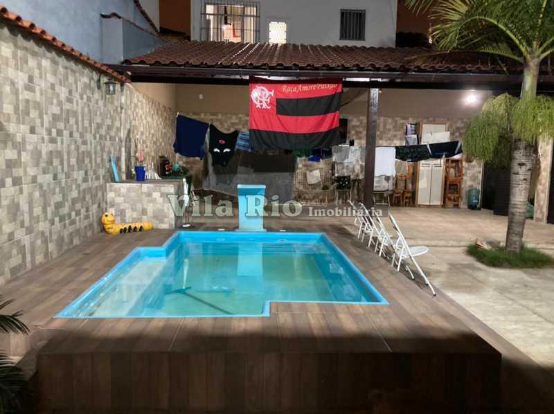 PISCINA - Casa 3 quartos à venda Braz de Pina, Rio de Janeiro - R$ 740.000 - VCA30084 - 13