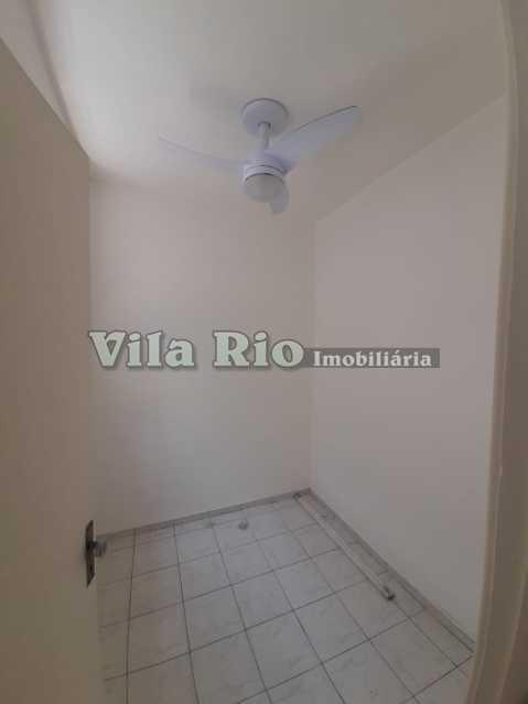 QUARTO 3. - Apartamento 2 quartos para alugar Vila da Penha, Rio de Janeiro - R$ 1.300 - VAP20748 - 5