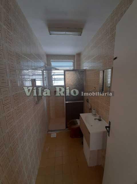 BANHEIRO 1. - Apartamento 2 quartos para alugar Vila da Penha, Rio de Janeiro - R$ 1.300 - VAP20748 - 6
