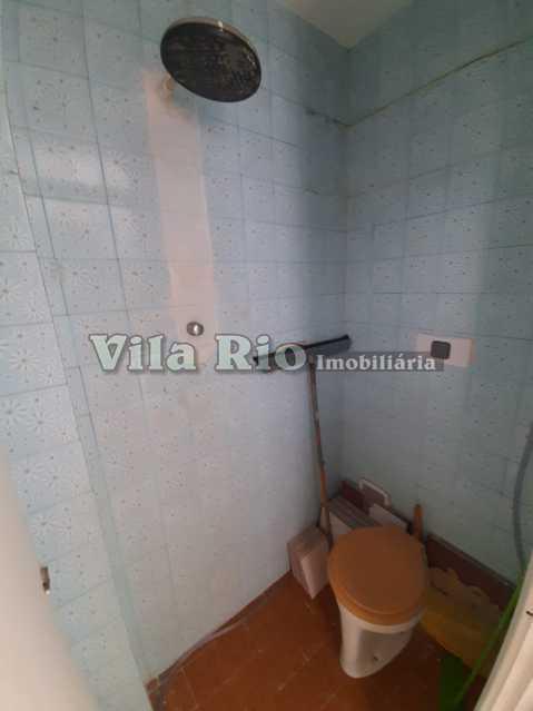 BANHEIRO 2. - Apartamento 2 quartos para alugar Vila da Penha, Rio de Janeiro - R$ 1.300 - VAP20748 - 7