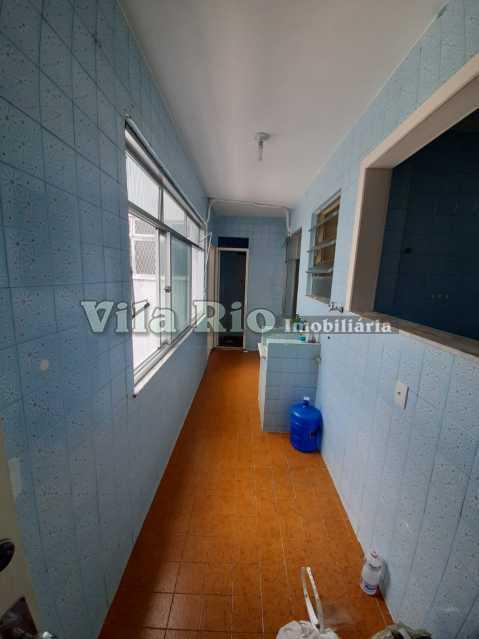AREA. - Apartamento 2 quartos para alugar Vila da Penha, Rio de Janeiro - R$ 1.300 - VAP20748 - 9