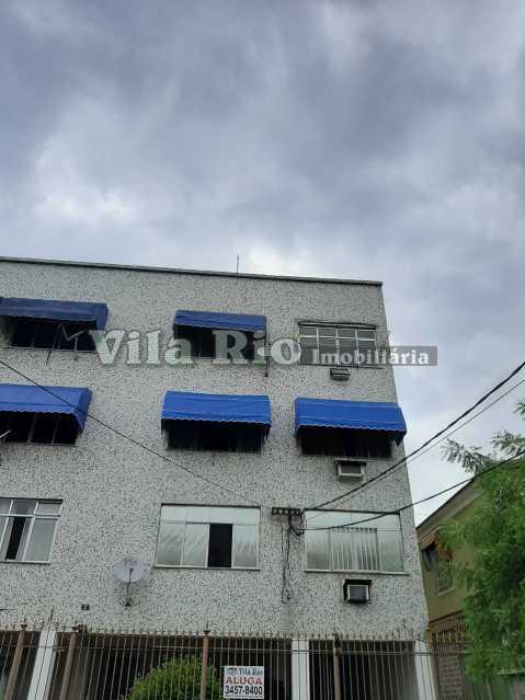 FACHADA 1. - Apartamento 2 quartos para alugar Vila da Penha, Rio de Janeiro - R$ 1.300 - VAP20748 - 11
