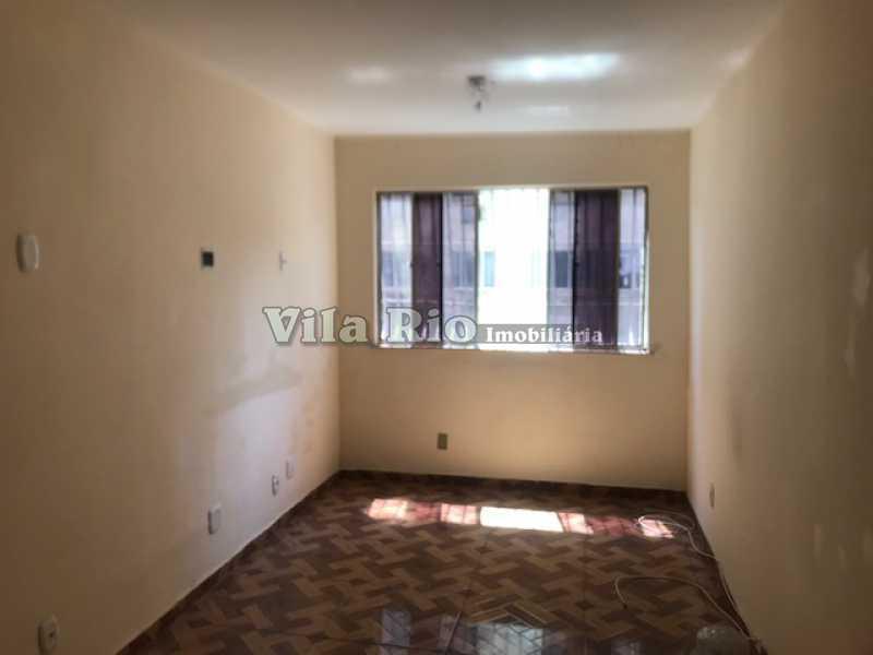 SALA 1 - Apartamento 2 quartos à venda Tomás Coelho, Rio de Janeiro - R$ 155.000 - VAP20750 - 1