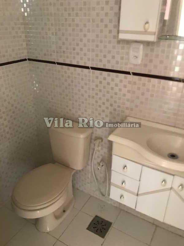 BANHEIRO 1 - Apartamento 2 quartos à venda Tomás Coelho, Rio de Janeiro - R$ 155.000 - VAP20750 - 9