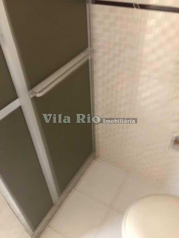 BANHEIRO 2 - Apartamento 2 quartos à venda Tomás Coelho, Rio de Janeiro - R$ 155.000 - VAP20750 - 10