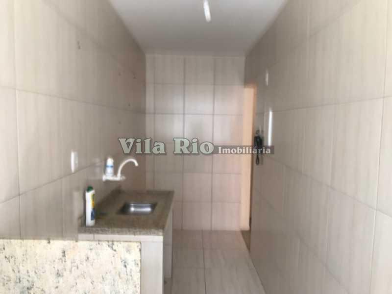 COZINHA 1 - Apartamento 2 quartos à venda Tomás Coelho, Rio de Janeiro - R$ 155.000 - VAP20750 - 12