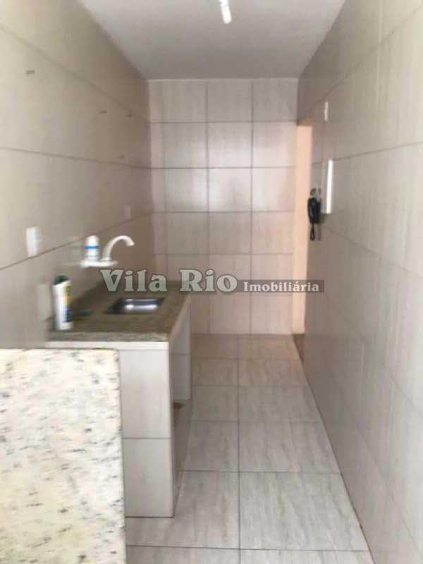 COZINHA 3 - Apartamento 2 quartos à venda Tomás Coelho, Rio de Janeiro - R$ 155.000 - VAP20750 - 14