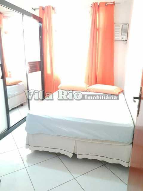 QUARTO 1. - Casa 2 quartos à venda Vista Alegre, Rio de Janeiro - R$ 840.000 - VCA20073 - 6