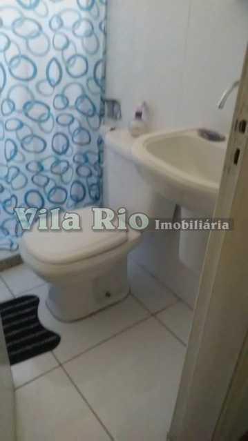BANHEIRO1 1. - Casa em Condomínio 3 quartos à venda Irajá, Rio de Janeiro - R$ 570.000 - VCN30015 - 12
