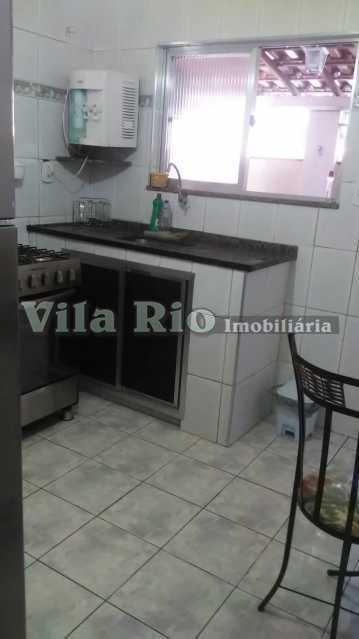 COZINHA 3. - Casa em Condomínio 3 quartos à venda Irajá, Rio de Janeiro - R$ 570.000 - VCN30015 - 17