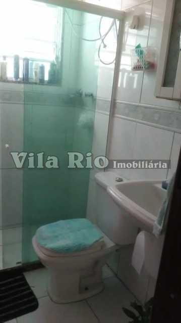 BANHEIRO. - Casa em Condomínio 3 quartos à venda Irajá, Rio de Janeiro - R$ 570.000 - VCN30015 - 14