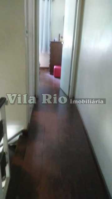 CIRCULAÇÃO. - Casa em Condomínio 3 quartos à venda Irajá, Rio de Janeiro - R$ 570.000 - VCN30015 - 22