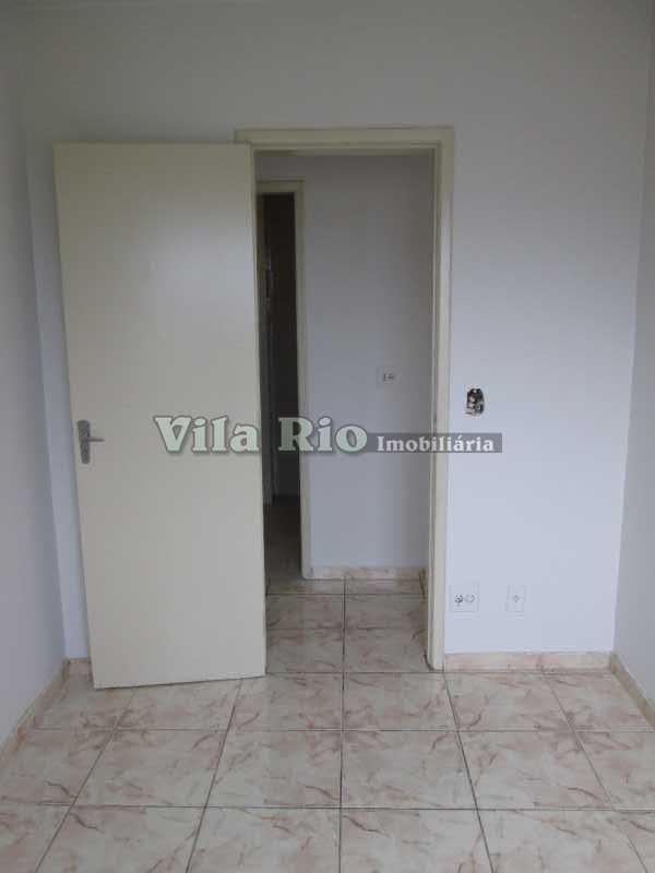 QUARTO 2 - Apartamento 2 quartos à venda Colégio, Rio de Janeiro - R$ 155.000 - VAP20756 - 7